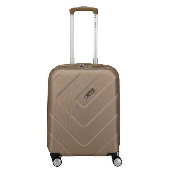 Travelite Kalisto koffer 55 cm champagne