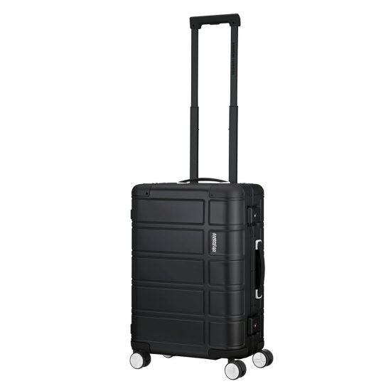 American Tourister Alumo Spinner 55 Black