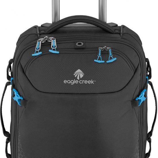 Eagle creek Expanse™ Convertible International Carry-On Duffel / Reistas Unisex - Zwart - 30 L