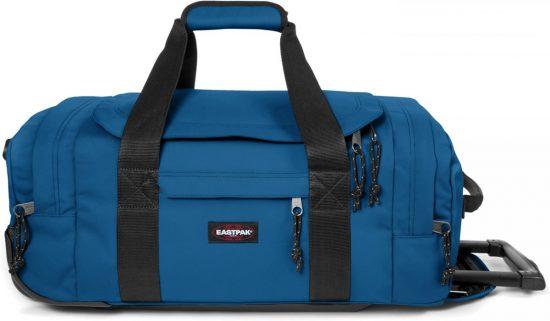 Eastpak Leatherface S Handbagage Reistas - Urban Blue
