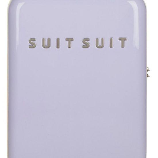 SUITSUIT Fabulous Fifties Handbagage koffer 55 cm - Paisley Purple