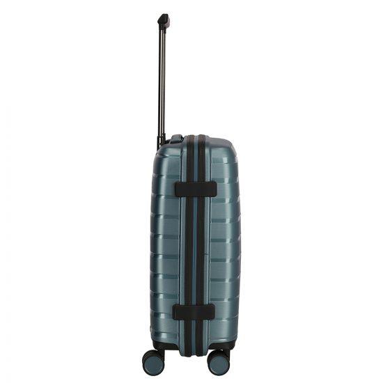 Travelite Air Base koffer 55 cm ice blue