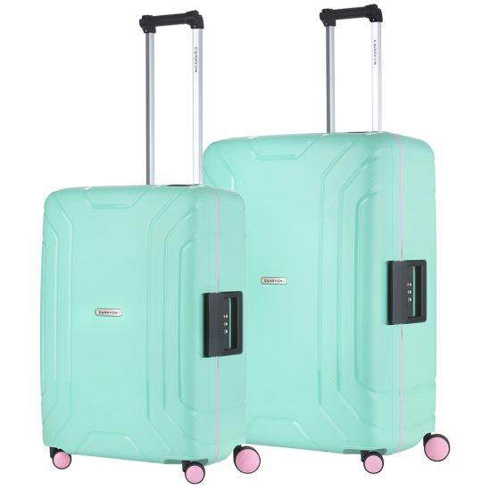 CarryOn Steward Kofferset 2-delig M+L Mint
