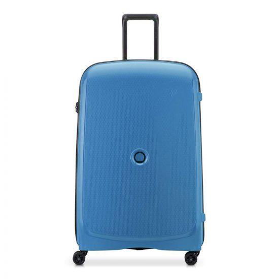 Delsey Belmont Plus Spinner 83 Zinc Blue