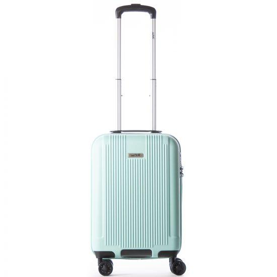 Line Noorvik Handbagage 4 Wheel Spinner Mint Green