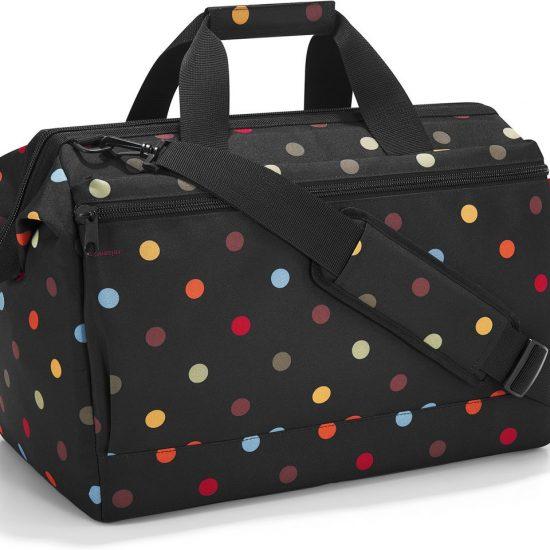 Reisenthel Travelling Allrounder L Pocket dots
