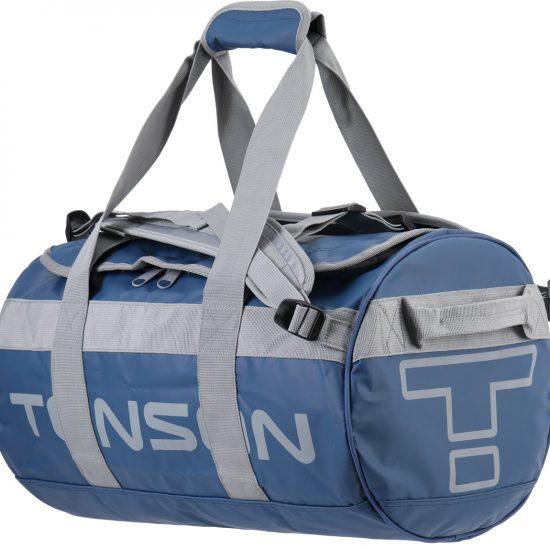 Tenson Sporttas Travel 90L 5011907 - Blue - Unisex - Maat One Size