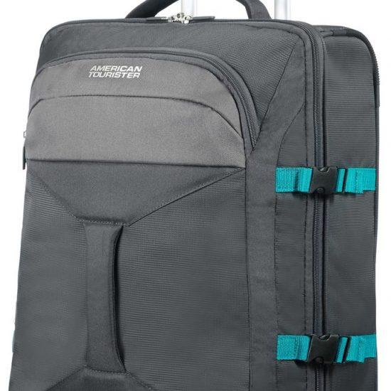 American Tourister Reistas - Road Quest 2 Comp.Duffle/Wh 55/20 (Handbagage) Grijs