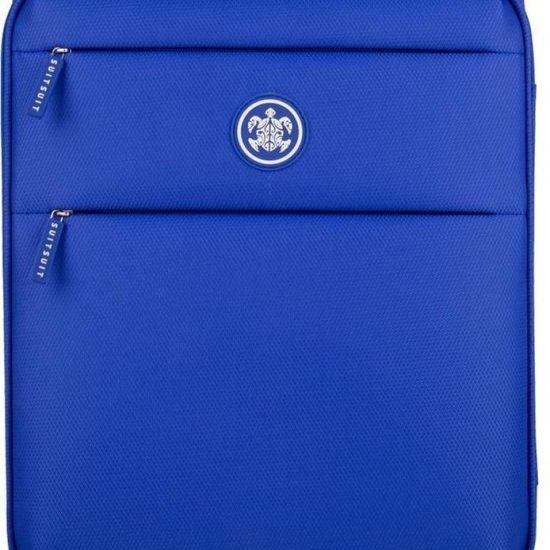 SUITSUIT Caretta Soft Handbagage koffer 53 cm - Dazzling Blue