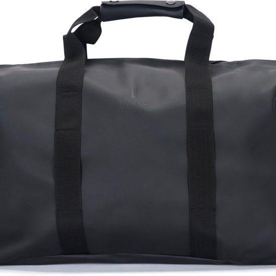 Rains Weekend Bag Reistas 46 liter - Zwart