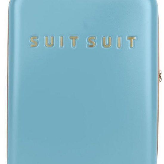 SUITSUIT Fab Seventies Handbagage koffer 55 cm - Reef Water Blue