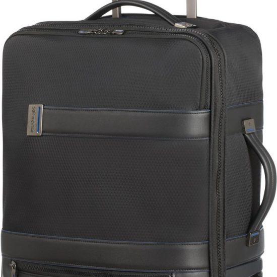 Samsonite Crossbodytas Met Tabletvak - Zigo Duffle/Wheel 55/20 Backpack (Handbagage) Black