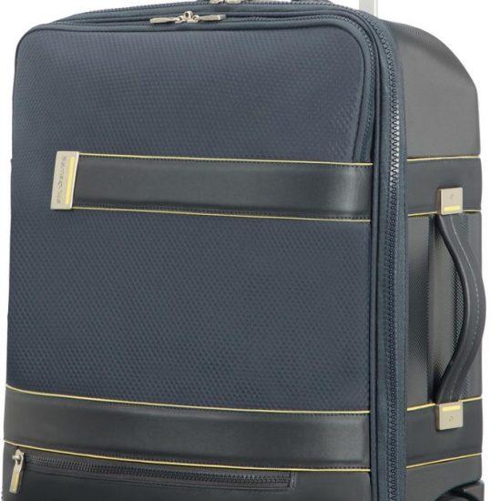 Samsonite Crossbodytas Met Tabletvak - Zigo Duffle/Wheel 55/20 (Handbagage) Blue Nights