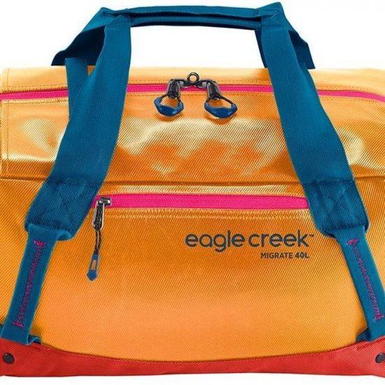 Eagle Creek Migrate Duffel 40L Duffel / Reistas Unisex - Geel - 39.5 L