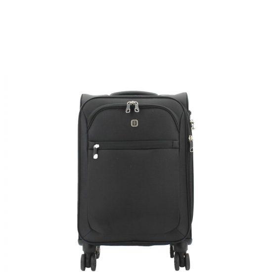 Enrico Benetti koffer 55 cm zwart