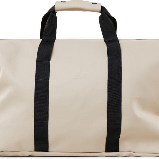 Rains Weekend Bag Tas Unisex - One Size - Beige