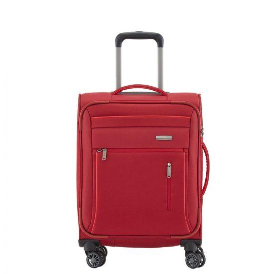 Travelite Capri koffer 55 cm red