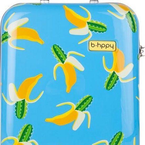BHPPY Bananauwch Handbagage koffer 55 cm - Bananauwch