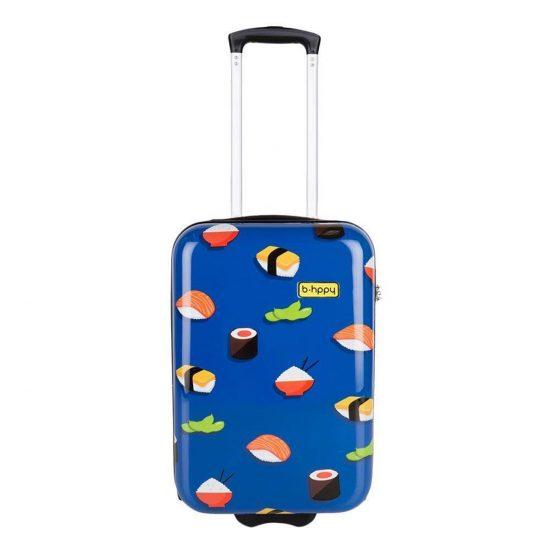 BHPPY Handbagage koffer 55 cm - Roll'ing Sushi