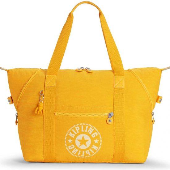 Kipling Art M Reistas - 26 L - Lively Yellow