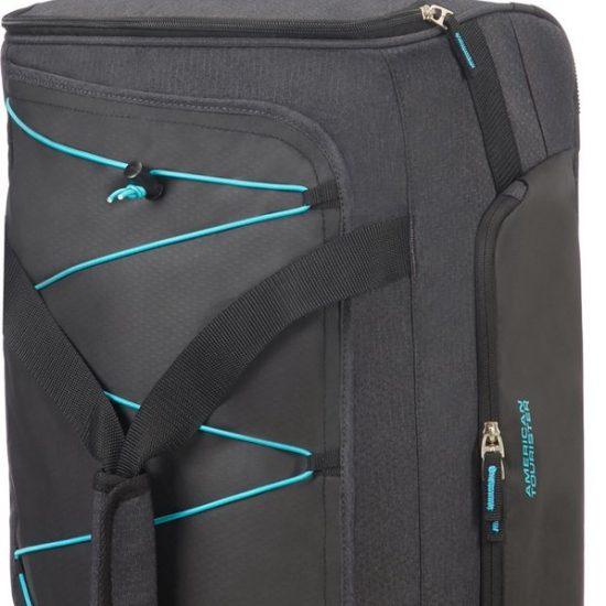 American Tourister Road Quest Reistas (Handbagage) - 42 liter - Graphite/Turquoise