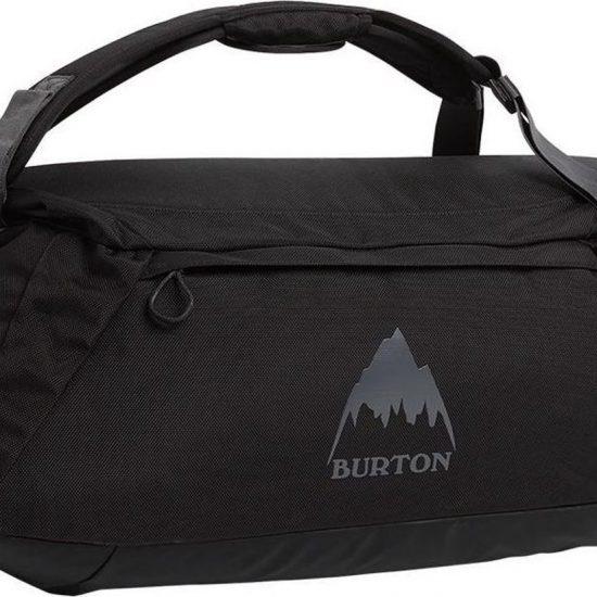 Burton Multipath Duffel 60 true black ballistic