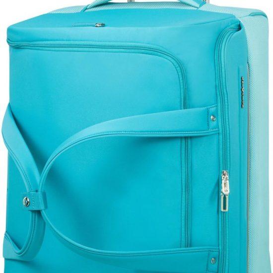 Samsonite Reistas Met Wielen - B-Lite Icon Duffle/Wh. 55/20 (Handbagage) Capri Blue