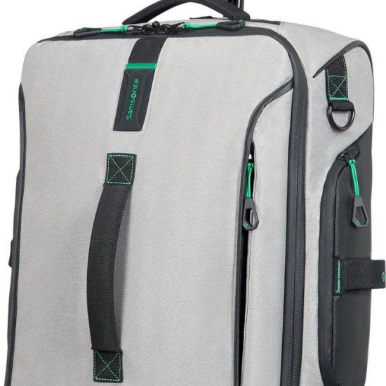 Samsonite Reistas Met Wielen - Paradiver Light Duf/Wh 55/20 Strictcabin (Handbagage) Jeans Grey