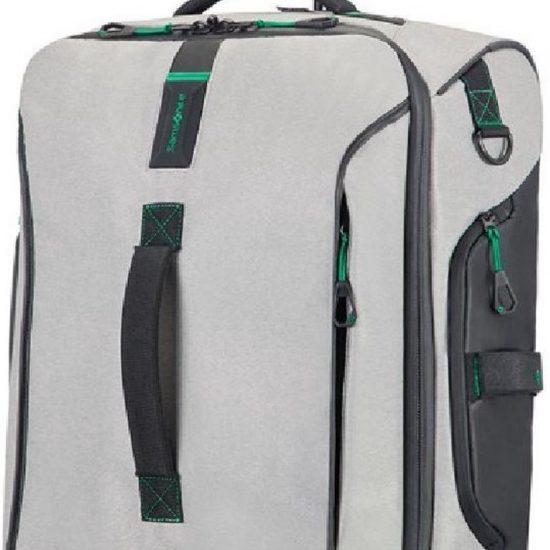 Samsonite Reistas Met Wielen - Paradiver Light Duffle/Wh 55/20 Backpack (Handbagage) Jeans Grey